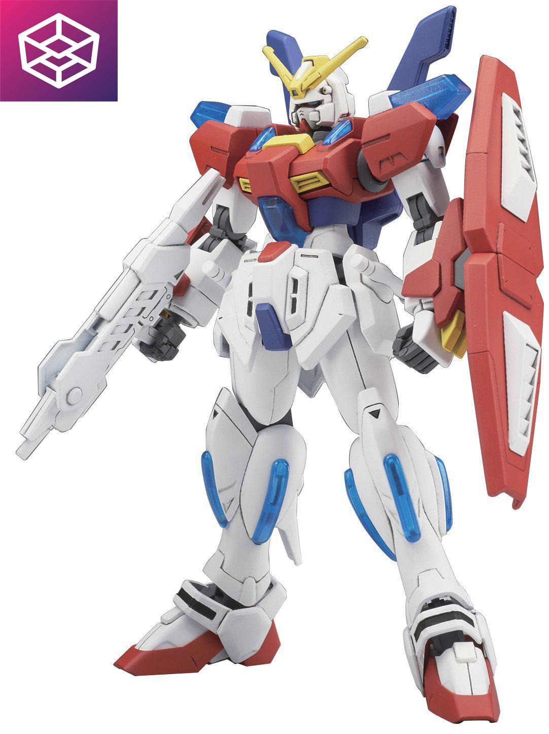 Hình ảnh Mô Hình Lắp Ráp Gundam Bandai HG BF 058 Star Burning Gundam [Bandai-HG]