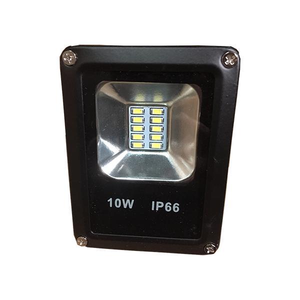 Đèn pha LED chip SMD công suất thiếu, ánh sáng trắng 10W (0.5)