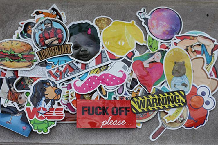Mua Bộ Sticker 100c khác mẫu !