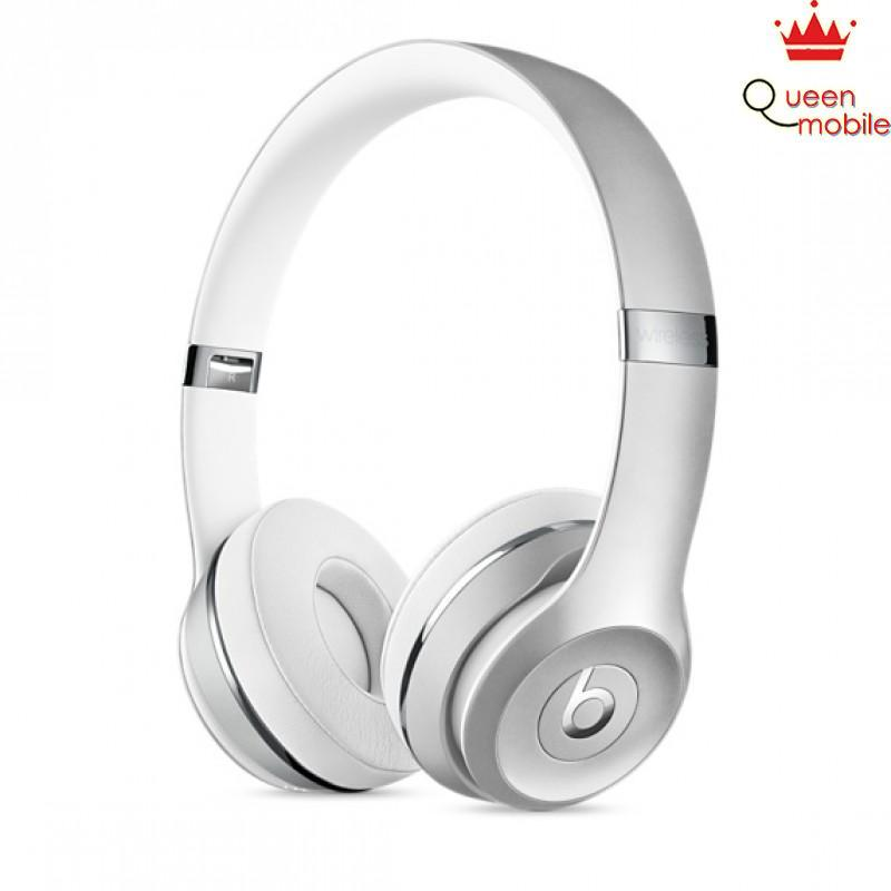 Beats solo3 wireless on-ear MNEQ2PA/A (Silver)