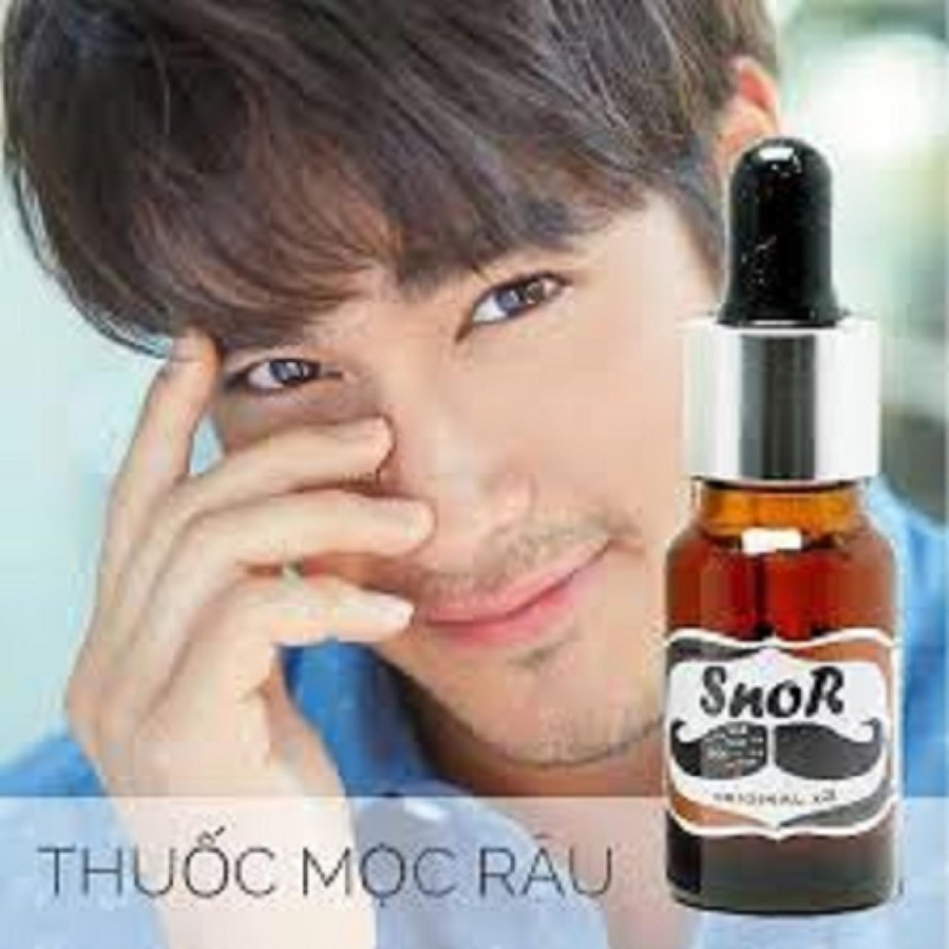 Thuốc bôi mọc râu cằm, quai nón, lông, tóc snor thái lan tốt nhất