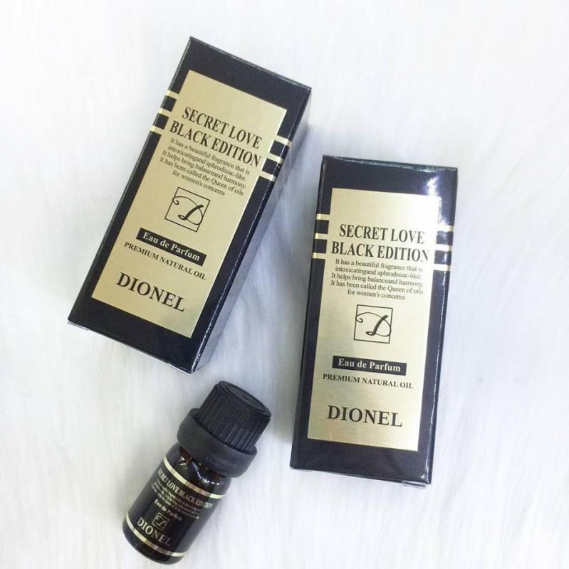 Nước hoa vùng kín Dionel secret love 5ml tốt nhất