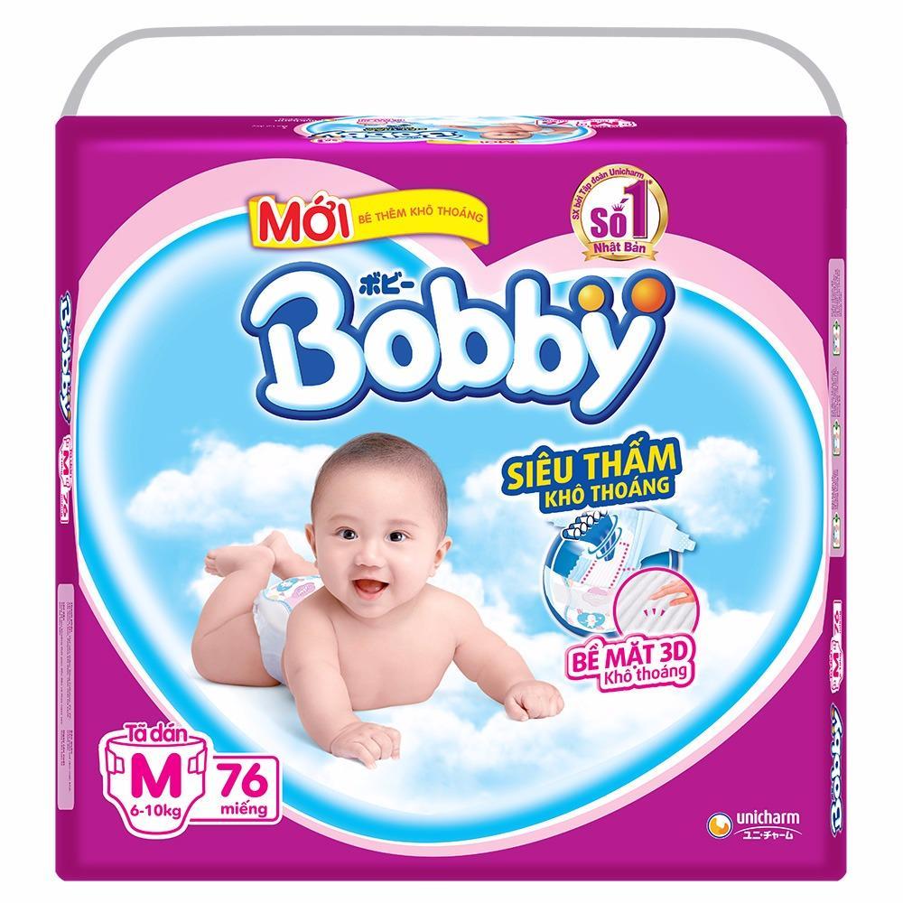 Mua Combo 2 Tui Ta Dan Bobby Size M76 Cho Be 6 10Kg