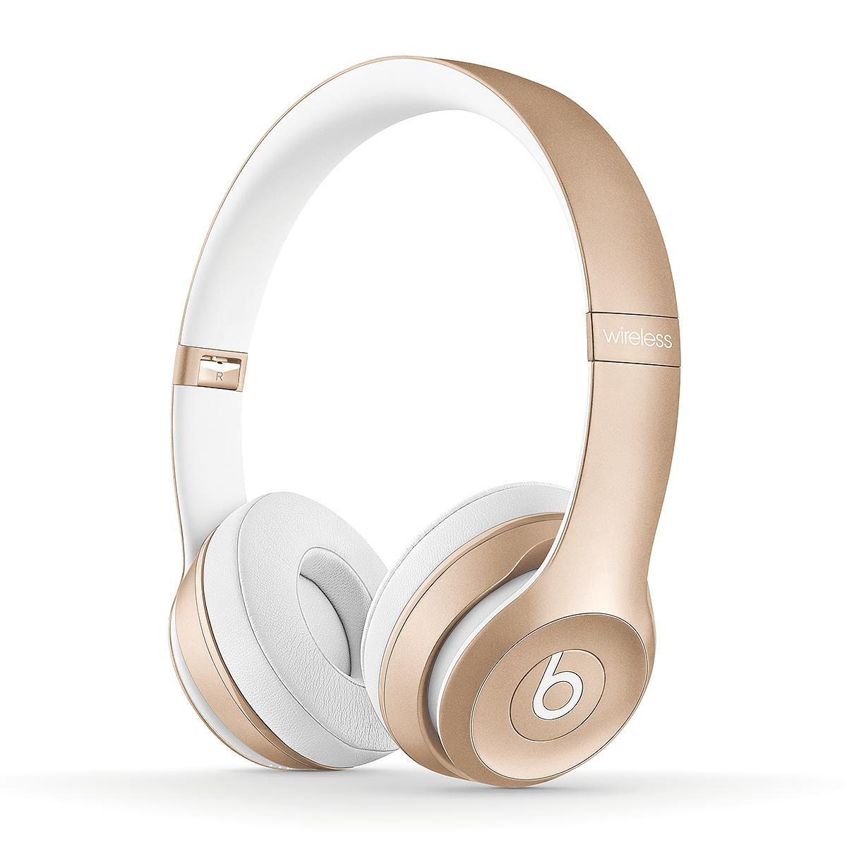 Tai nghe Beats solo 2 wireless special edition GOLD