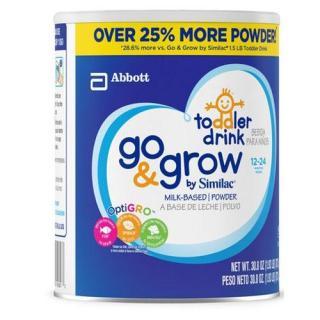 Sữa Similac Go & Grow dành cho bé 12-24 tháng tuổi hộp 680g nhập từ Mỹ thumbnail
