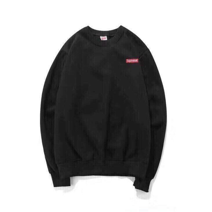 Hình ảnh Áo Sweater Nam Nữ Hot Big Size 100kg Vải Nỉ Bông Dày Mịn Cao Cấp _ SW000 101