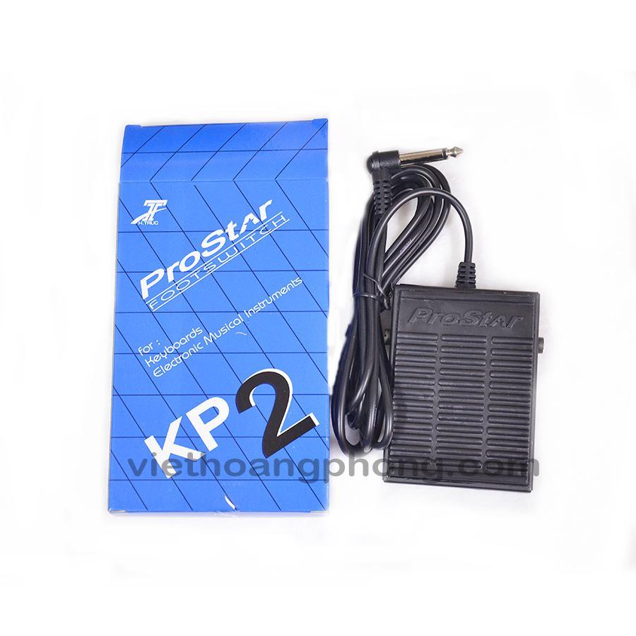 Pedal Prostar KP2 chuyên cho đàn CASIO (Bàn đạp tạo tiếng vang cho Đàn Organ, Piano, Trống Điện Tử ) - HappyLive Shop
