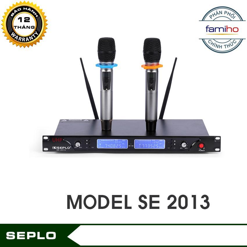 Micro Không Dây Seplo SE-2013- Hàng nhập khẩu