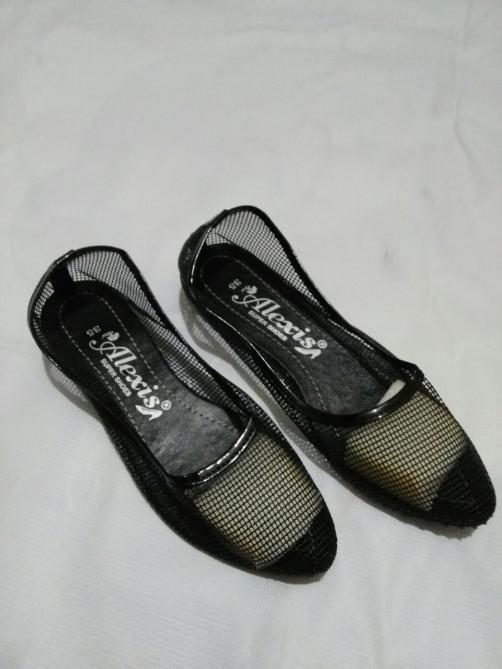 Giày Búp Bê Lưới Nữ giá rẻ