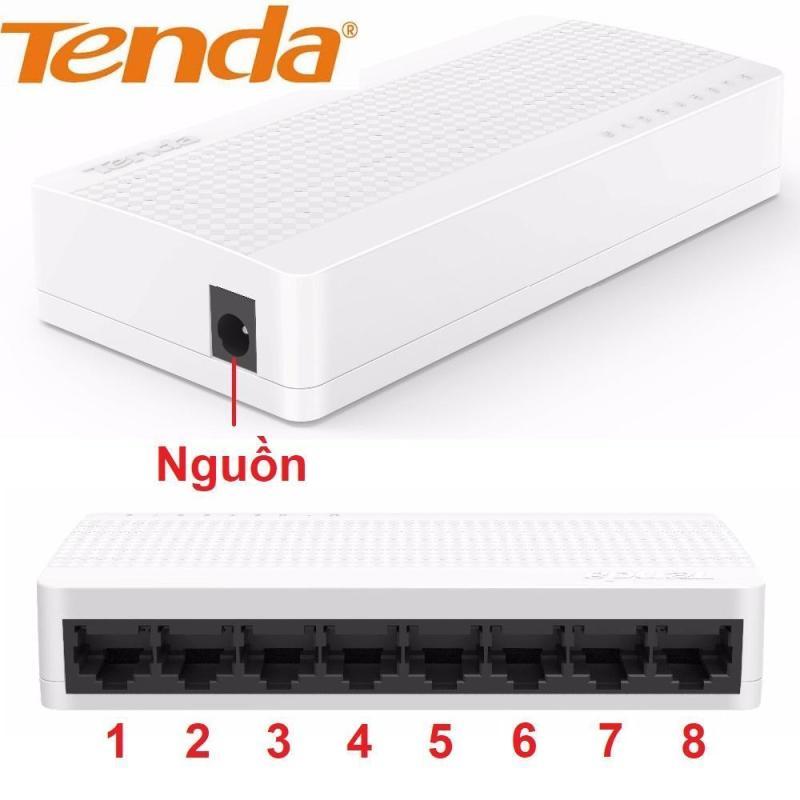 Bảng giá Bộ chia mạng 8 cổng Switch TENDA S108 (Bảo hành 3 năm) Phong Vũ