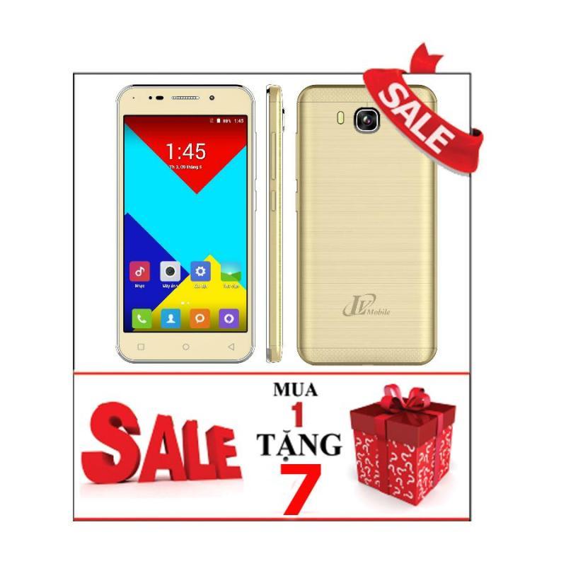 Điện thoại LV37 CỰC ĐẸP TẶNG 7 (Tặng Túi Chống Nước +Quạt USB + Đèn Led USB +Ốp Lưng +Khăn Lau + Jack Chống Bụi +Đế Chưng)