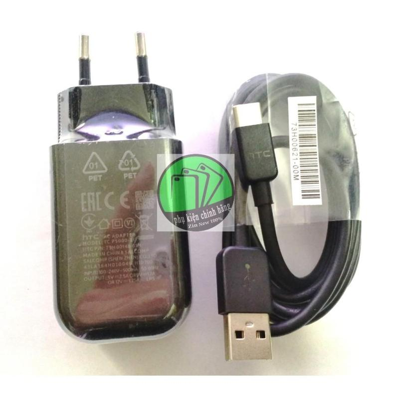 Giá Bộ sạc cáp nhanh siêu bền Quick Charge 3.0 zin theo máy HTC 10 - Cam kết Chuẩn Zin