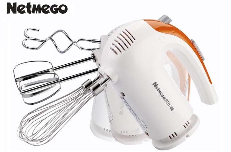 Máy đánh trứng Netmego N38D cầm tay - Dụng cụ nấu ăn chuyên dụng Loại tốt giá khuyến mãi 50%, uy tín, chất lượng, đảm bảo an toàn Top 5 dụng cụ bếp nên mua 2018