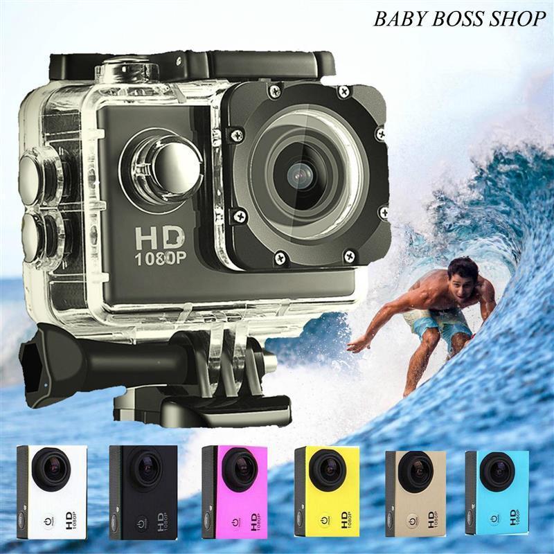 Camera hành trình chồng nước full 1080HD Camera hành trình