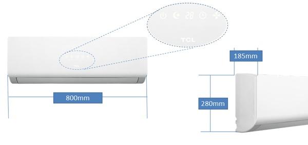 Điều hòa 1 chiều 1.5 HP RVSC12KAX