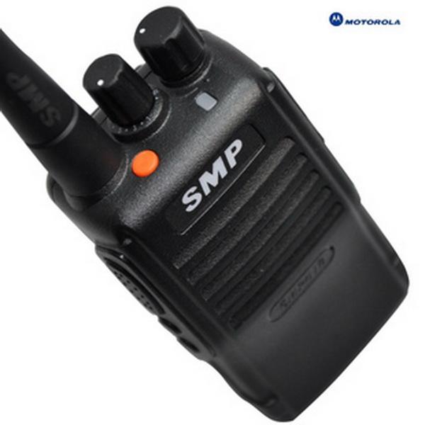 Hình ảnh Bộ 1 máy bộ đàm motorola SMP418 tặng tai nghe