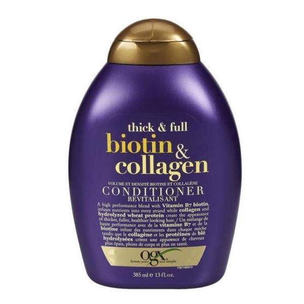 DẦU XẢ Organix Thick and Full Biotin & Collagen Conditioner 385ml giá rẻ