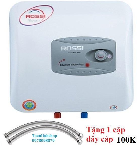 Giá Bình nóng lạnh Rossi R20 Ti (Titanium Chống giật) 20L