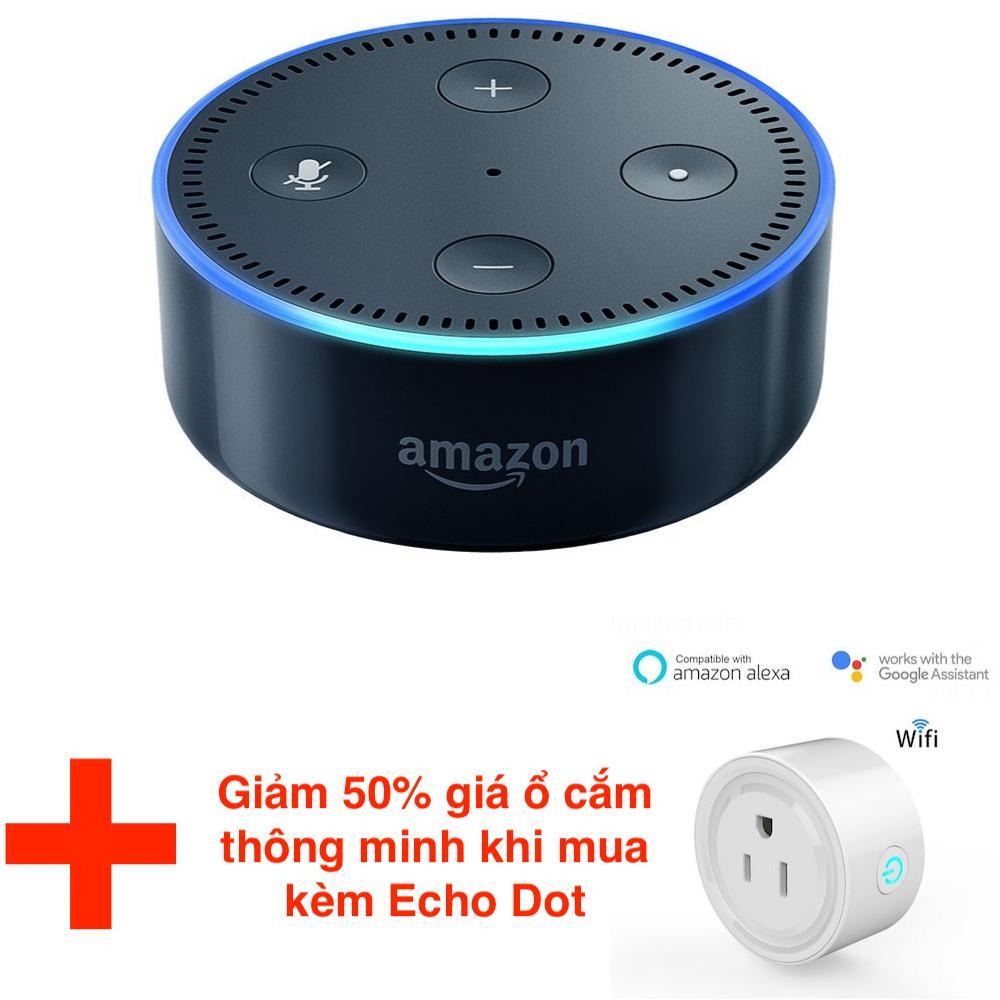 Hình ảnh Loa thông minh Amazon Echo Dot with Alexa (2nd Gen)