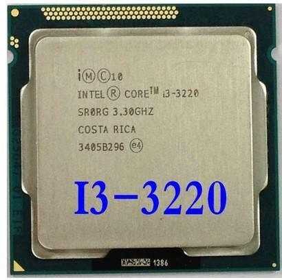 Hình ảnh CPU Intel I3 3220 BẢO HÀNH 36 THÁNG