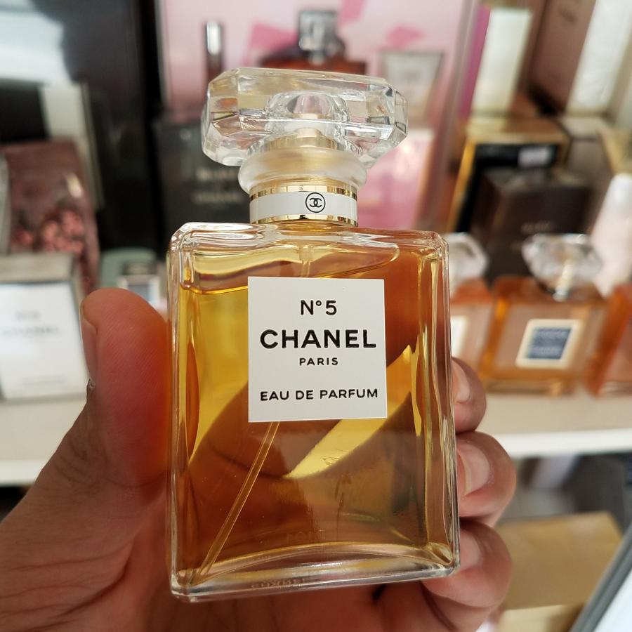 Nước Hoa Chanel No.5 Paris EDP - Sản Xuất Pháp