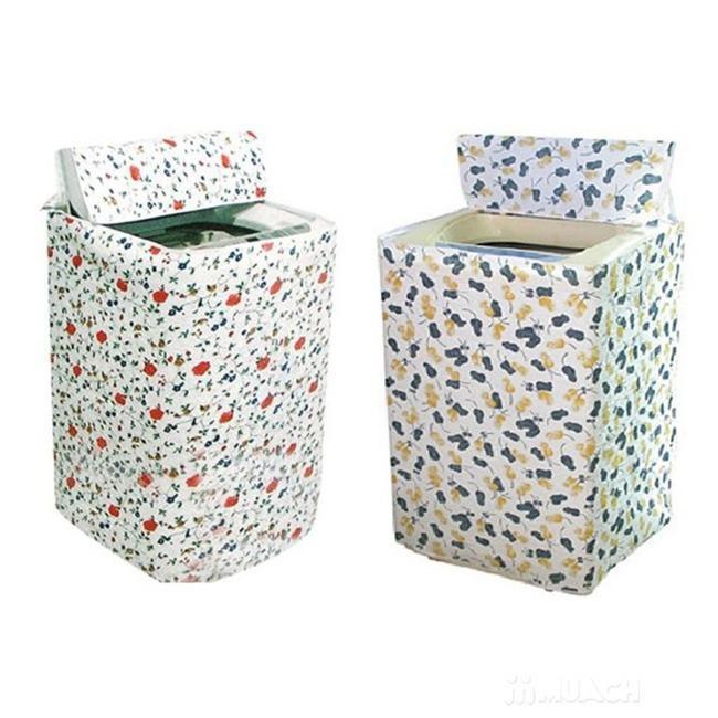 Hình ảnh Áo trùm máy giặt cửa trên (cửa đứng) loại nhỏ