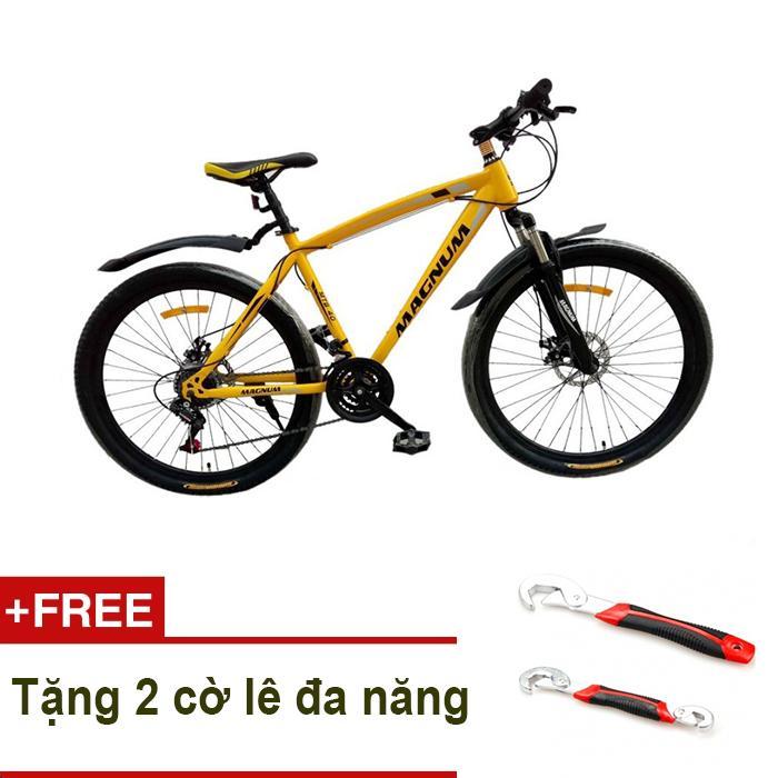 Xe đạp thể thao MAGNUM Model MTB-P040 + Tặng bộ cờ lê đa năng