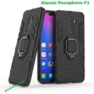 Ốp lưng Xiaomi Pocophone F1 chống sốc Iron Man Iring cao cấp thumbnail