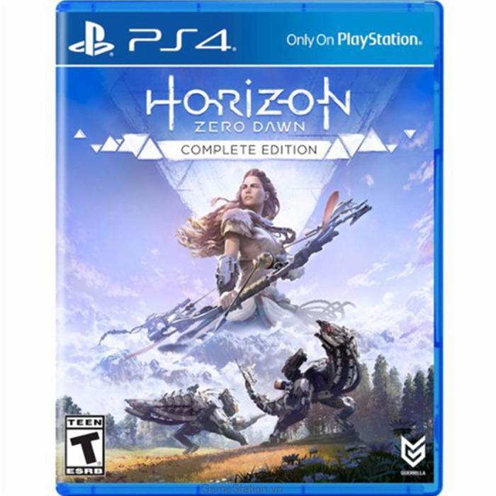 Đĩa Game Sony Horizon Zero Dawn Complete Edition PS4