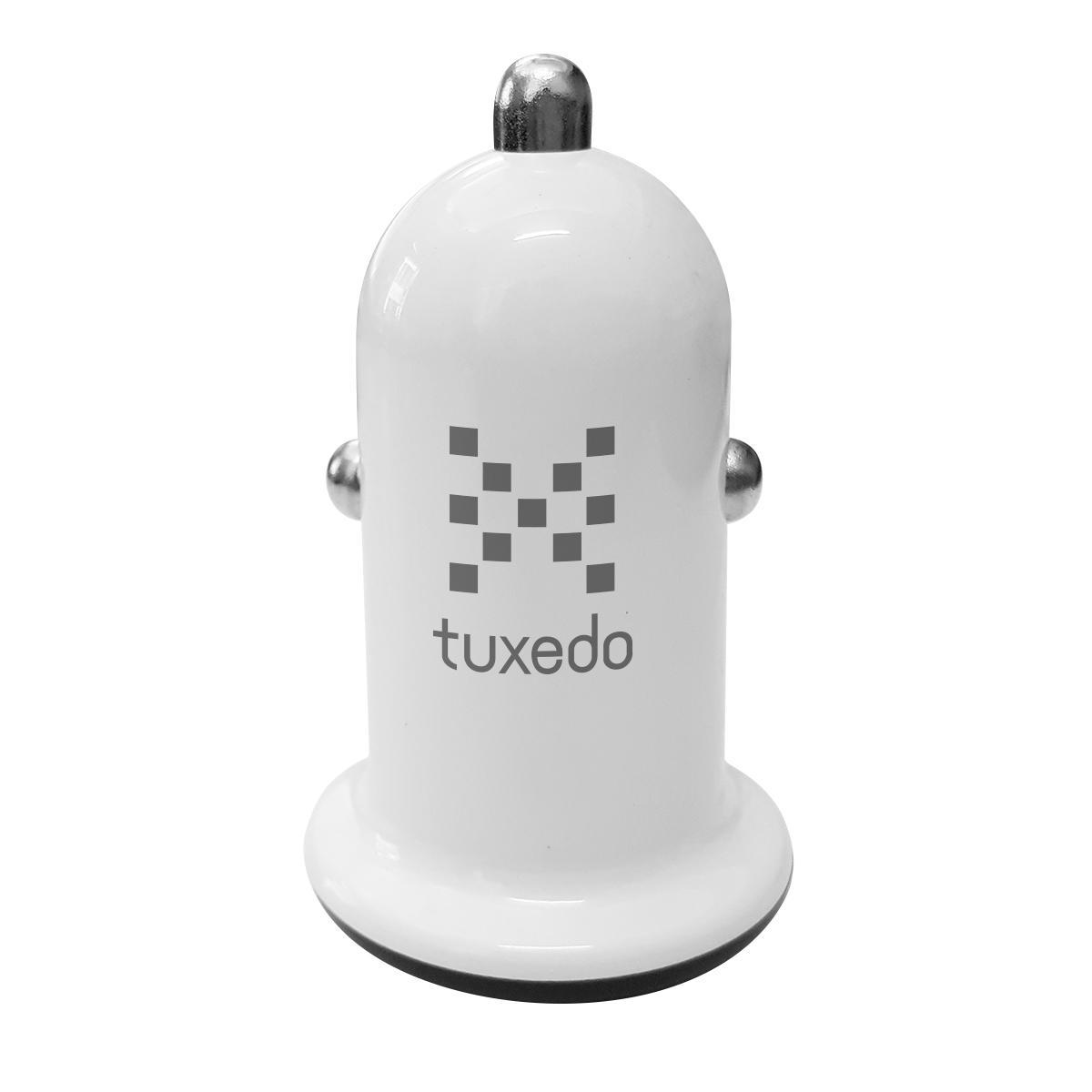 Hình ảnh Sạc oto Tuxedo TX-C2 (2 cổng hỗ trợ sạc nhanh, Max 3.1A)