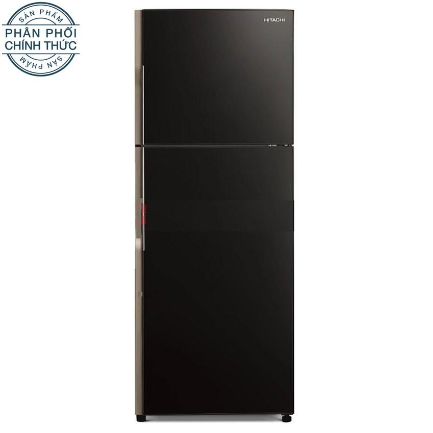 Giá Bán Tủ Lạnh Hitachi R Vg470Pgv3 Gbw 395L 2 Cửa Nau Đen Mới Rẻ