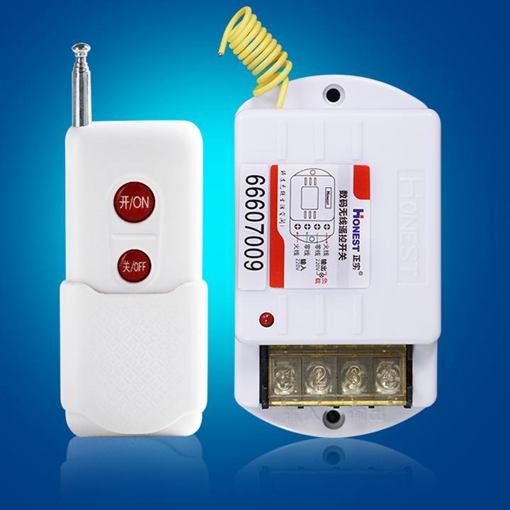 Công tắc điều khiển từ 100m đến 1000m Honest HT-6220 KGD