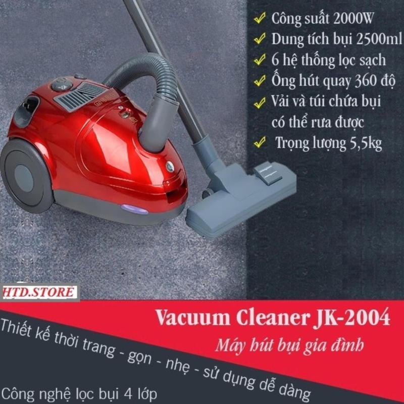 Máy hút bụi đa năng cao cấp Vacuum Cleaner JK2004 công xuất 2000W