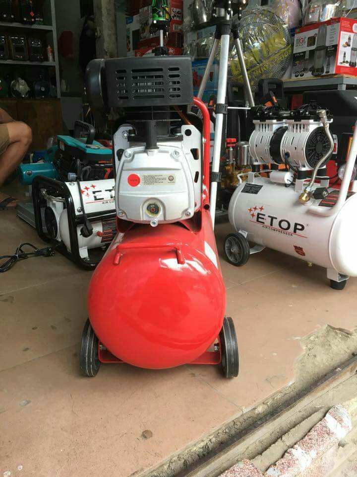 Máy nén khí Etop 30l có dầu