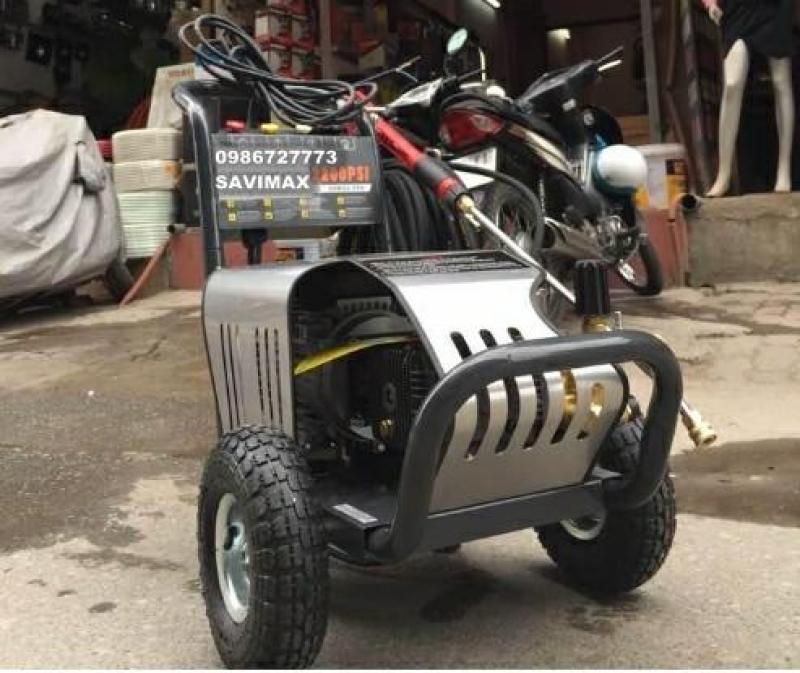 Máy phun rửa áp lực cao Lutian 18M17.5-3T4, máy rửa xe chuyên nghiệp, Máy rửa xe cho gara oto