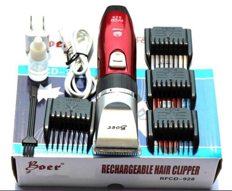Tông đơ cắt tóc sạc điện cao cấp loại 2 Pin, tông đơ cắt tóc cho gia đình, tăng đơ hớt tóc, tông đơ tỉa lông thú cưng. Bảo hành 1 đổi 1 toàn quốc giá rẻ
