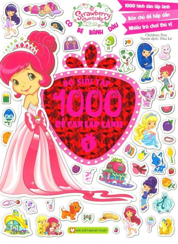 Mua Bộ Sưu Tập 1000 Đề Can Lấp Lánh - Tập 1 (Tái Bản 2018) - Children Fun,Như Lê,Children Fun,Như Lê,Children Fun,Như Lê,Children Fun,Như Lê
