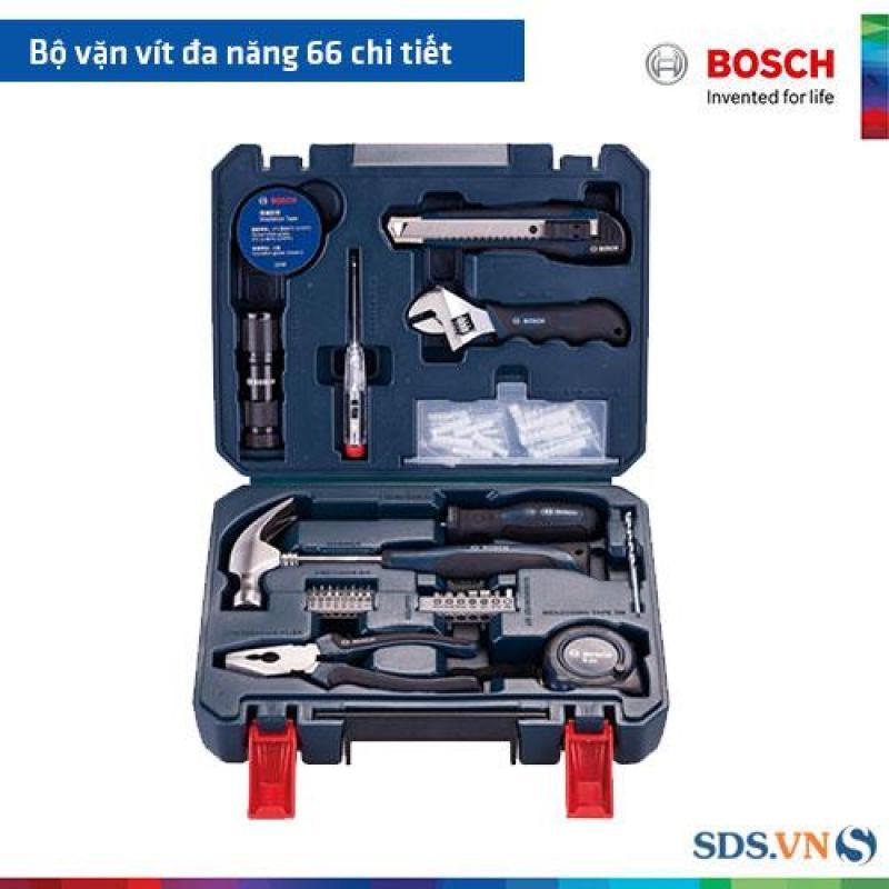 Bộ dụng cụ đa năng Bosch 66 chi tiết