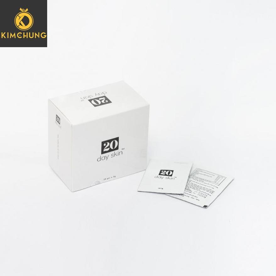 20dayskin – 20 ngày đánh thức làn da (1 hộp)