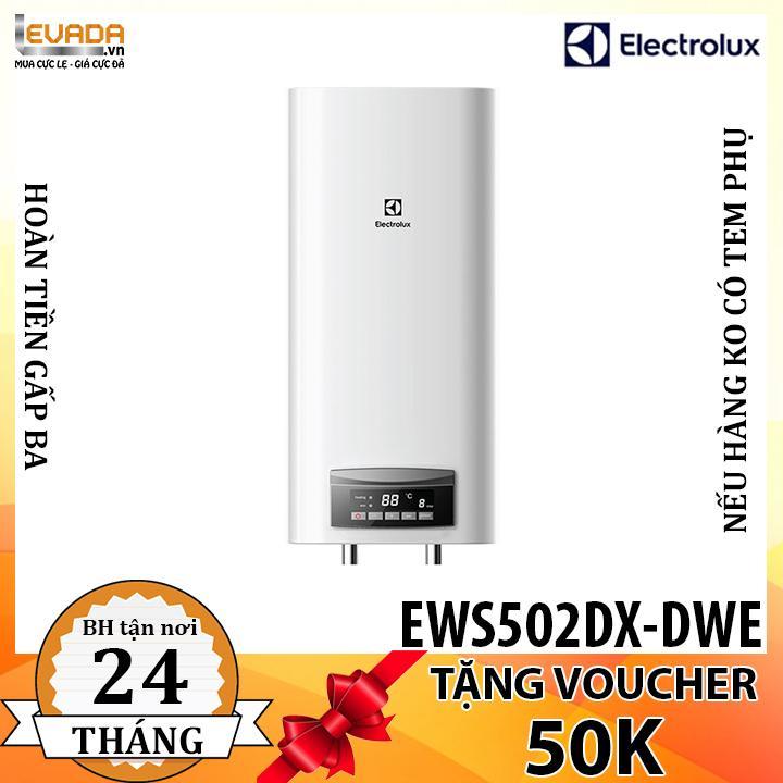 Bảng giá (ONLY HCM) Máy Nước Nóng Electrolux EWS502DX-DWE 50 lít