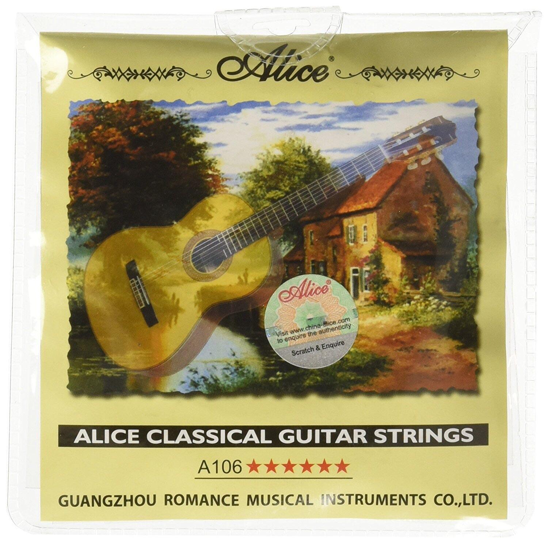 Deal Giảm Giá Dây đàn Guitar Alice A106 Cho đàn Classic