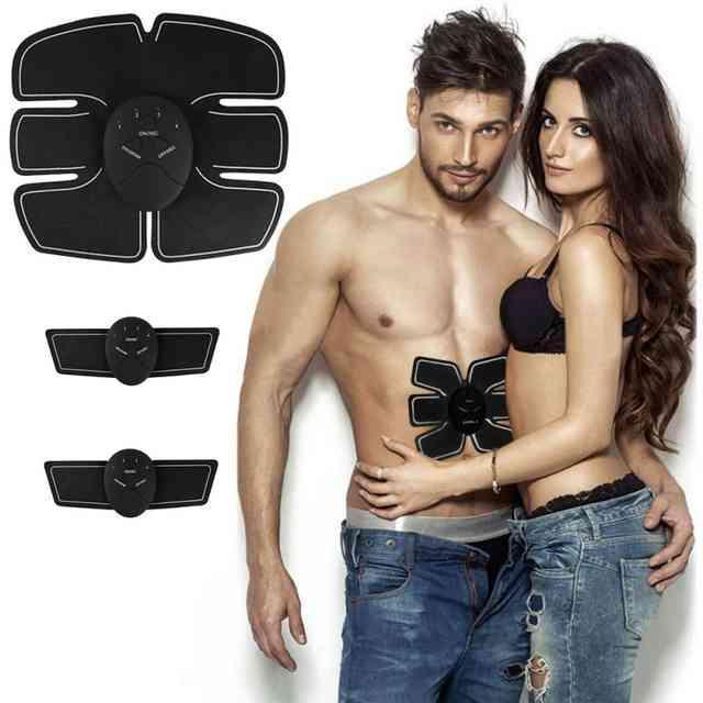 máy tập bụng massage xung điện tan mỡ bụng EMS Body (Bộ 3 sản phẩm)