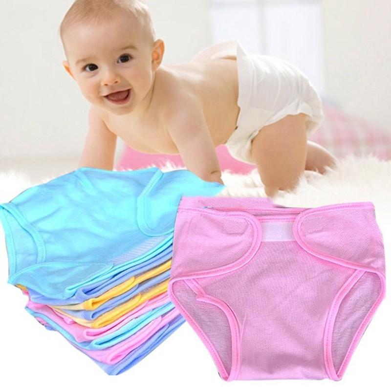 Combo 10 quần đóng bỉm các màu đủ size (1, 2, 3) cho bé