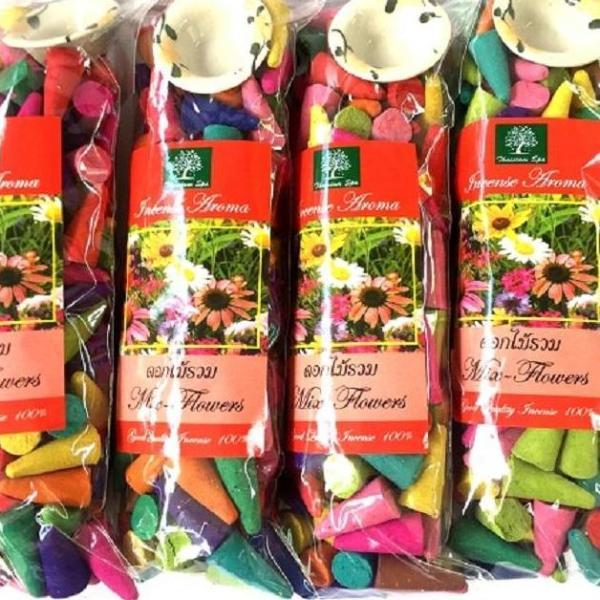 Trầm Nụ Thái Lan - Mix Nhiều Mùi Hương khác nhau