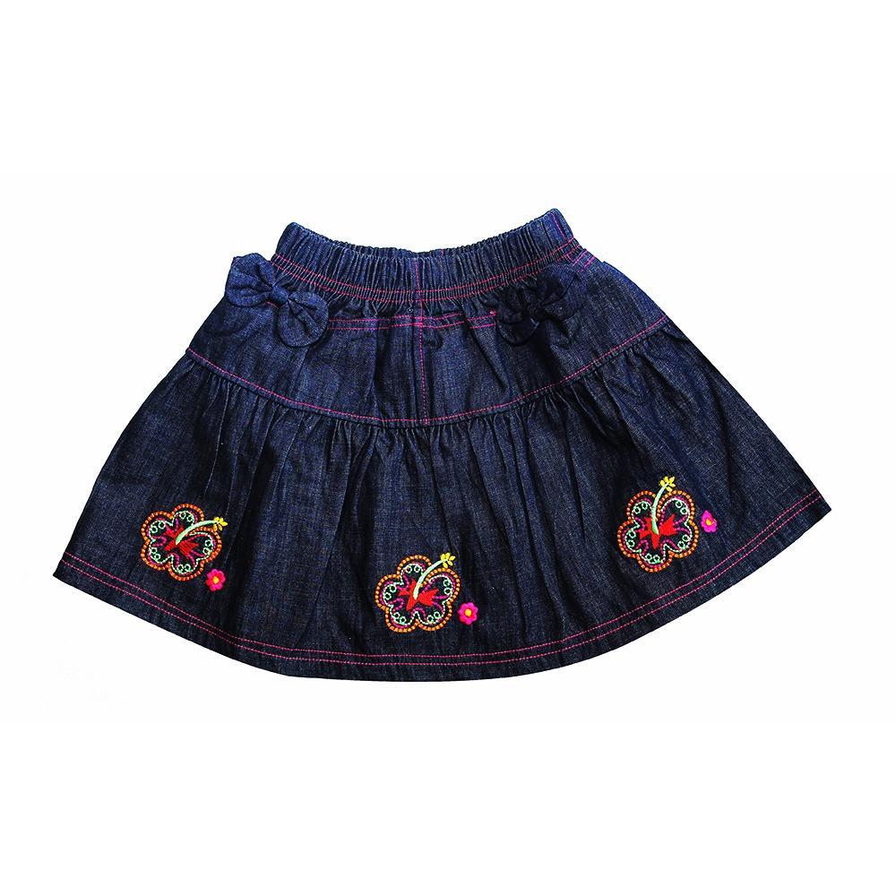 Váy xòe bé gái 1-9 tuổi Tri Lan VBG001