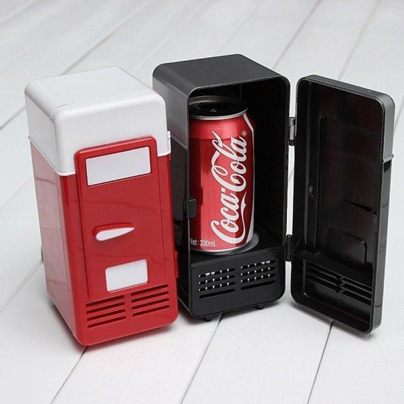 Tủ lạnh Mini USB dùng cho dân văn phòng