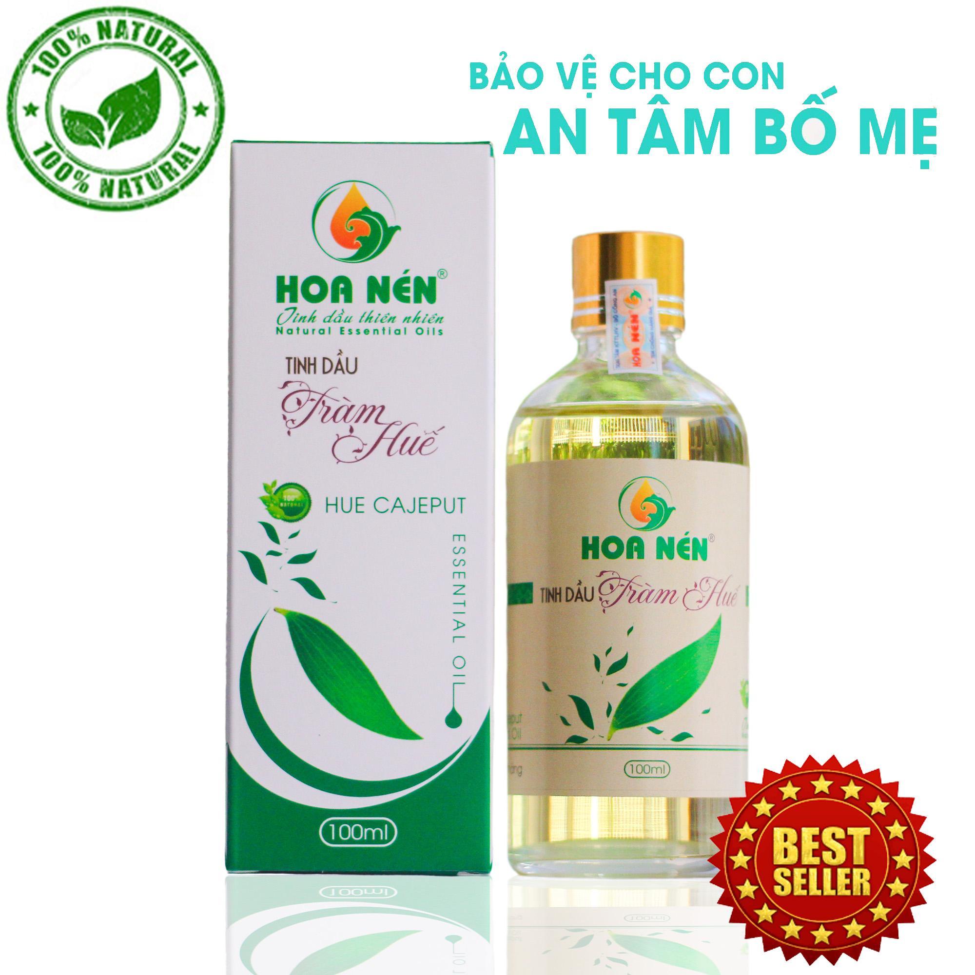 Tinh dầu Tràm Huế ( chai 30ml) tốt nhất
