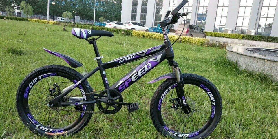 Mua xe đạp thể thao cho bé từ 6 đến 12 tuổi