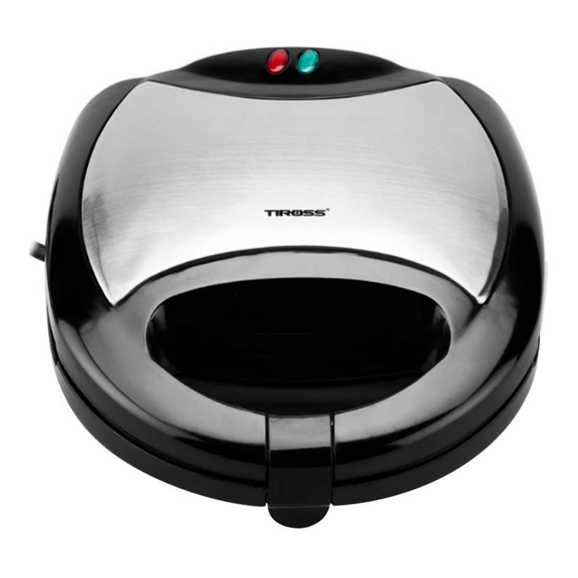 Kẹp nướng sandwich Tiross TS-513 750W (Bạc)