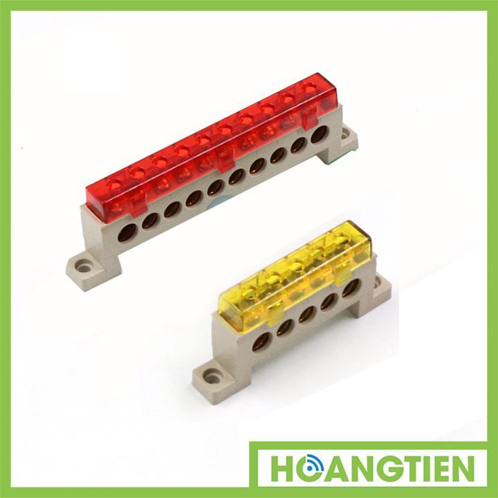 Bộ 5 cầu đấu dây điện SH-10